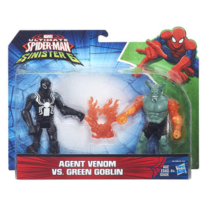 ULTIMATE SPIDER-MAN VS. THE SINISTER 6: Agent Venom vs. Green Goblin B6140-B5761