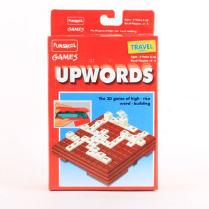 Funskool Travel Upwords Board Game 0431600