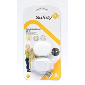 Safety 1st - Multi Purpose Lock White 39055760