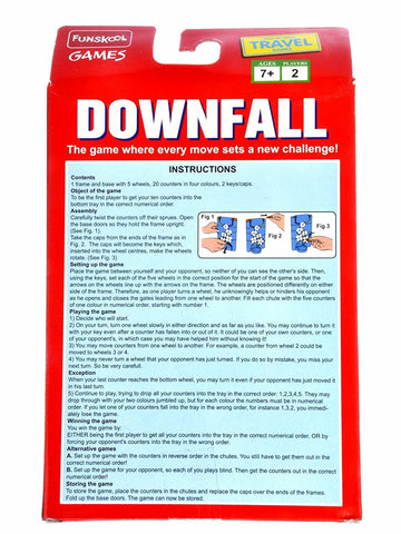 Funskool Travel Downfall 4324000