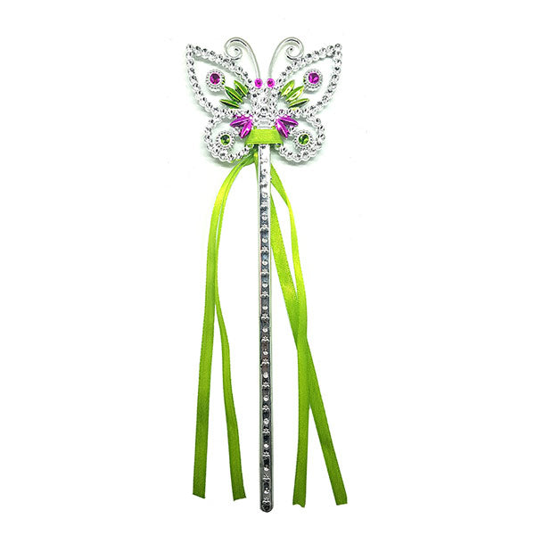 Butterfly Wand Princess Party, Fashion, Dress Costume Accessory Toy | Jessie