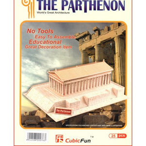 The Parthenon 3D Puzzle C076H