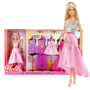 Barbie Fashions, Multi Color CJG00 ( 1 Doll Pack )