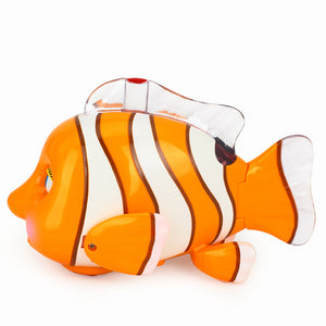 Clever Clownfish  Robot Fish