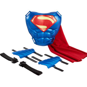 DC Comics Justice League Hero-Ready Role Play Set - Superman FGM24-FGM27