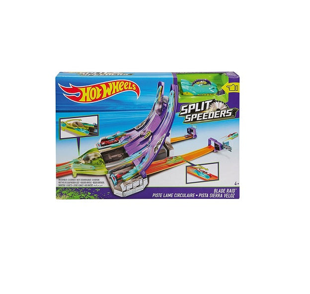 Hot Wheels Split Speeders -Blade Raid