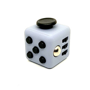 Fidget Cube Toys for Girls and Boys ( Grey Color )