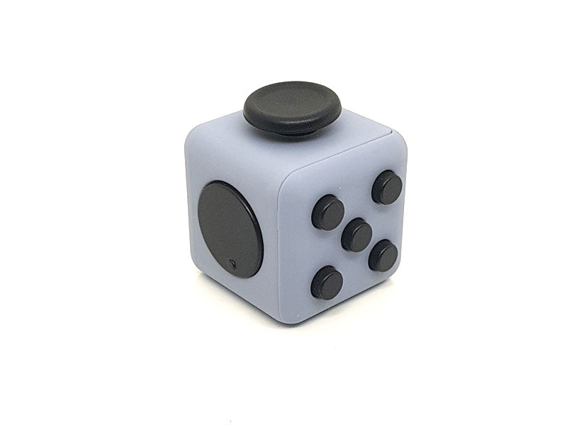 Toys For Boys To Color : Fidget cube toys for girls and boys grey color u2013 dashnjess