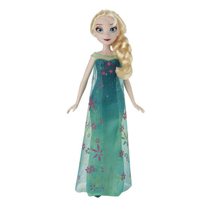 Disney Princess Frozen Fever Elsa, Green 7162200