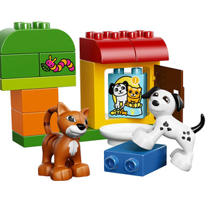 Lego Duplo Creative Play All-in-One-Gift-Set,Lego 10570