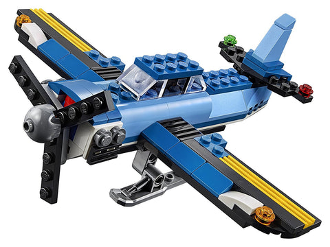 Lego Creator Twin Spin Helicopter,Lego 31049
