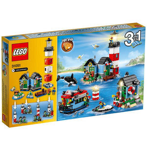 Lego Creator Lighthouse Point  Building Toy,Lego 31051