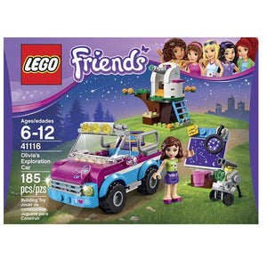 Lego Friends Olivia s Exploration Car,Lego 41116