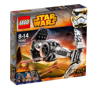 Lego Star Wars Tie Advanced Prototype Playset,Lego 75082