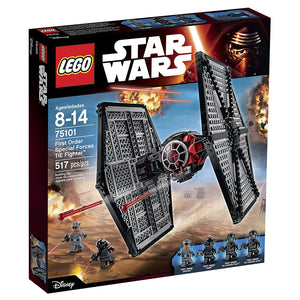 Lego Star Wars First Order Special Forces TIE Fighter Building Kit, Lego 75101