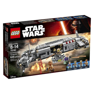 Lego Star Wars Resistance Troop Transporter . Lego 75140