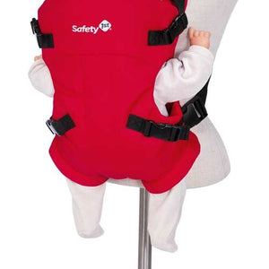 Safety 1st Mimoso Baby Carrier (0-9 mths) - Plain Red 26008850
