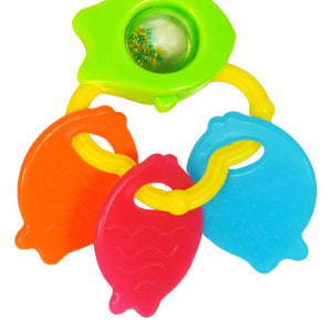 Funskool Fish Teether 9646000