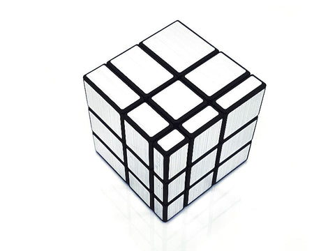Silver Mirror Cube 3X3 Speed Cube-In irregular Shapes , Puzzle Cube