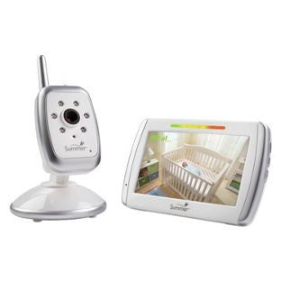 Summer Infant Wide View Digital Video Baby Monitor.