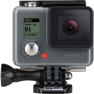 GoPro Hero 5MP Action Camera.