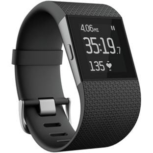 Fitbit Surge Small Activity Tracker Wristband - Black.