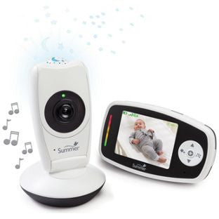 Summer Infant Baby Glow Video Monitor.