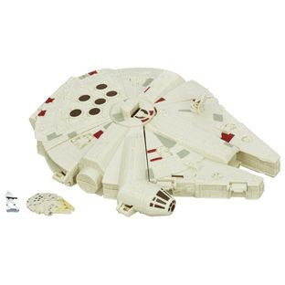 Star Wars:The Force Awakens Micro Machines Millennium Falcon