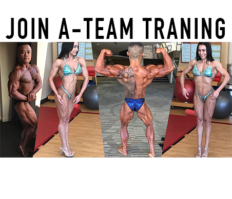 Fitness Lifestyle and Pre-Contest Coaching
