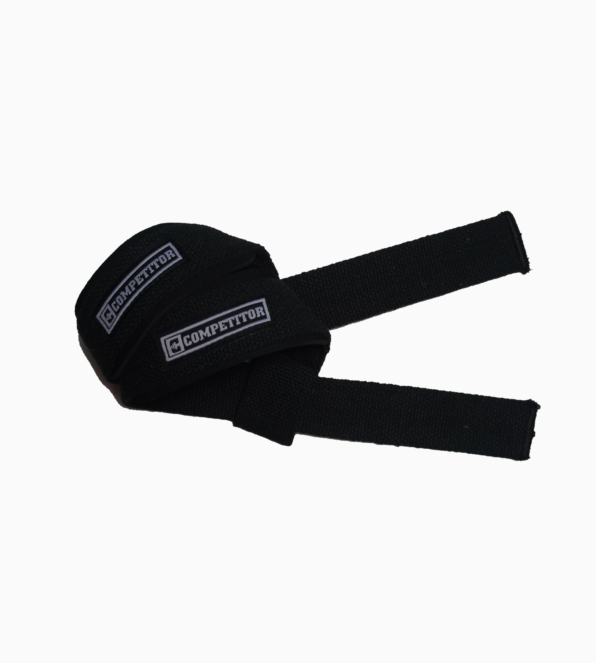 Padded Lifting Straps (Black)