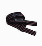 Padded Lifting Straps (Pink)