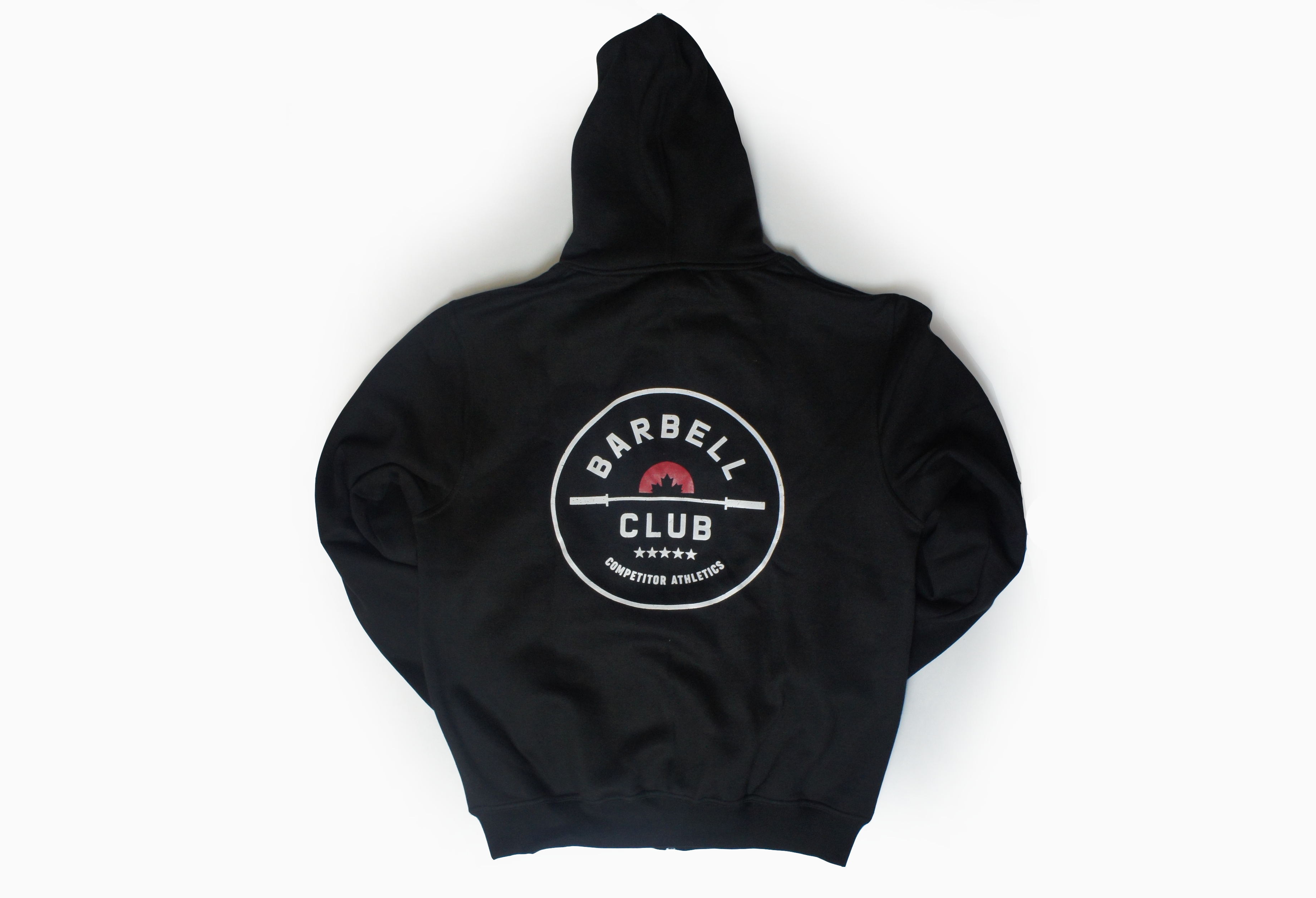 Barbell Club Zip-Up