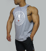 Flex Cut-Out Tee (Gray)