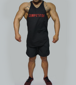 Elite Stringers (Black/Red)