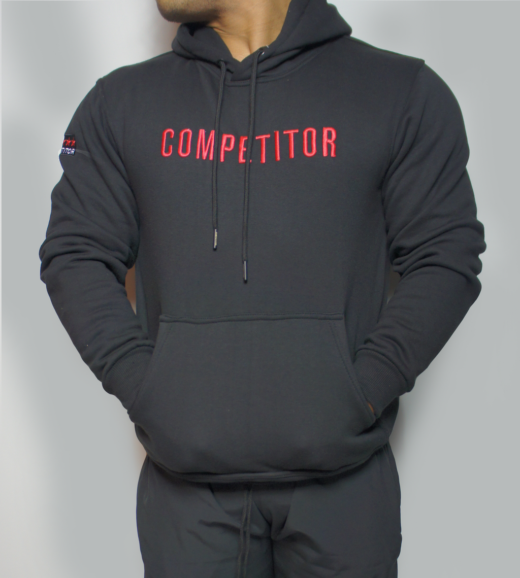 Mens Captains Pullover (Black)