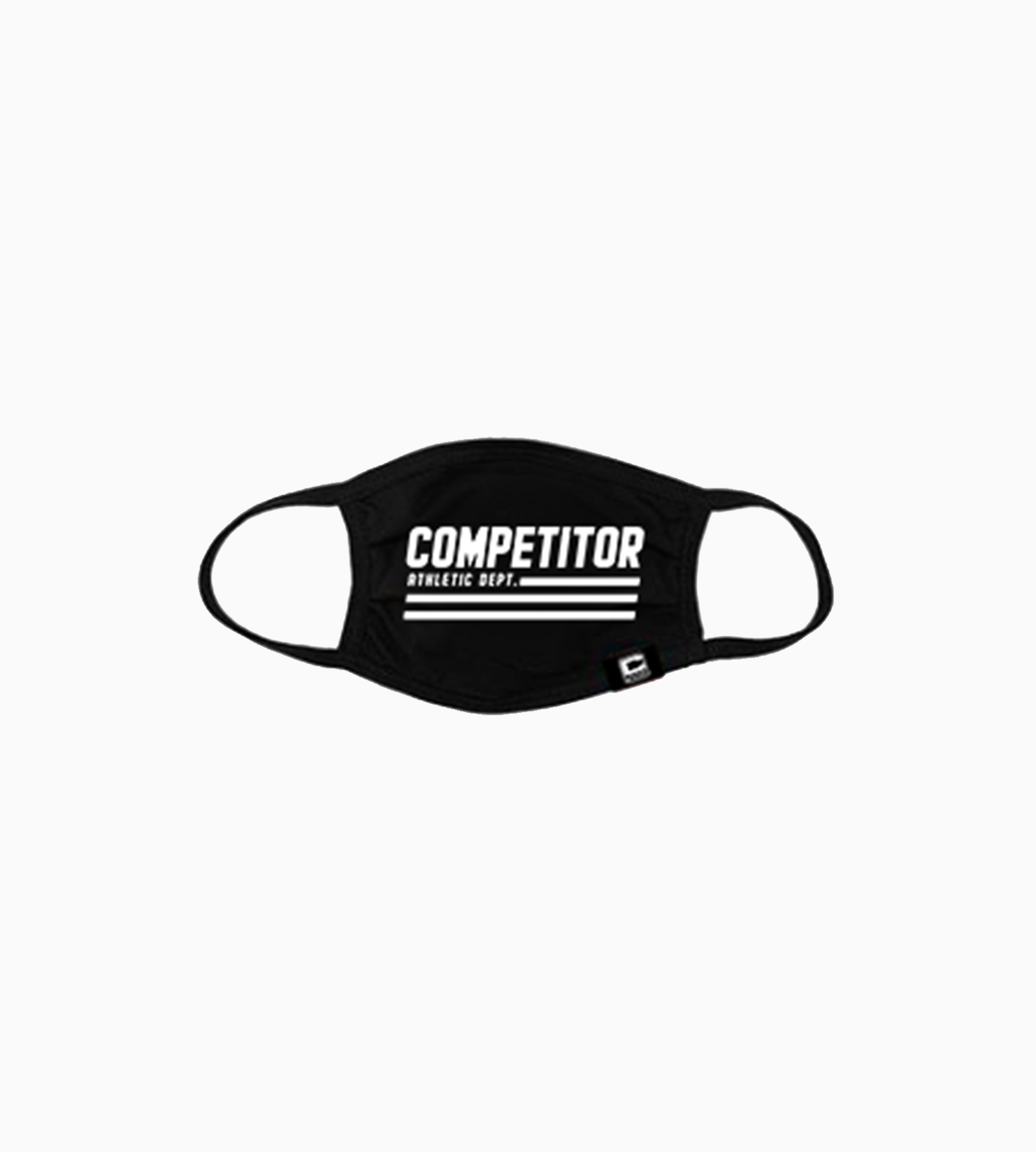 Competitor Flag Mask