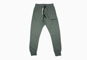Light Cotton Joggers (Gray)