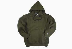 Icon Pullover (Military Green)
