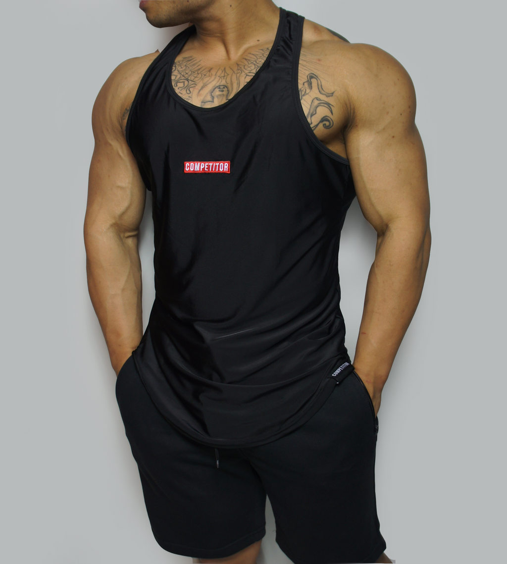Primo Stringer (Black)
