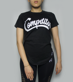 Classic Fitted Scoop Tee (Womens)
