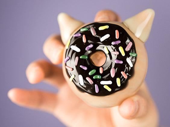 New Animal Donut Glass From Empire Glassworks!