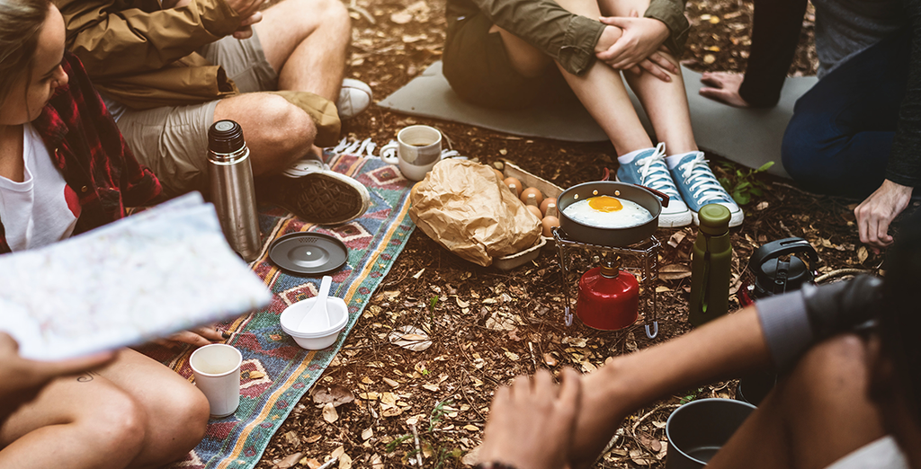 Best Smoking Supplies for a Camping Trip
