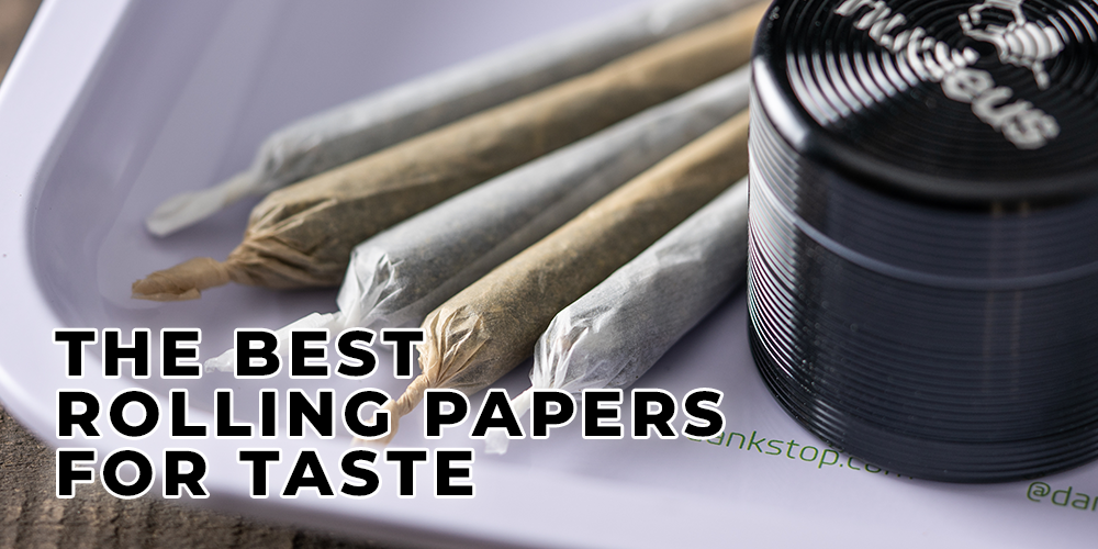 The Best Rolling Papers for Taste