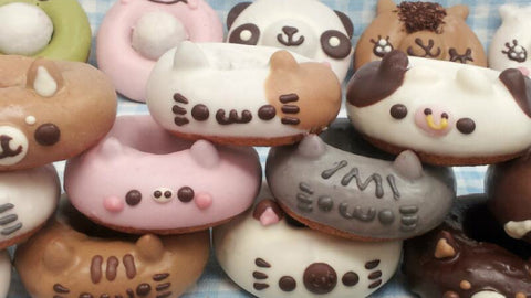 Animal Donuts