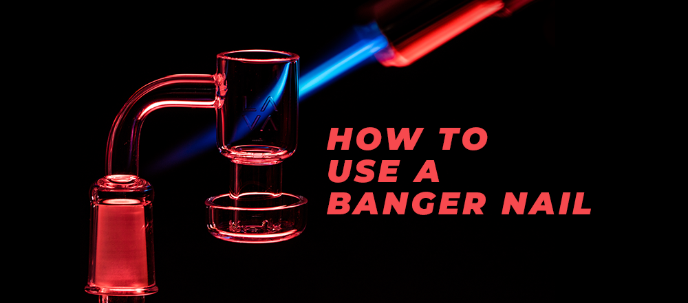 how to use a banger nail