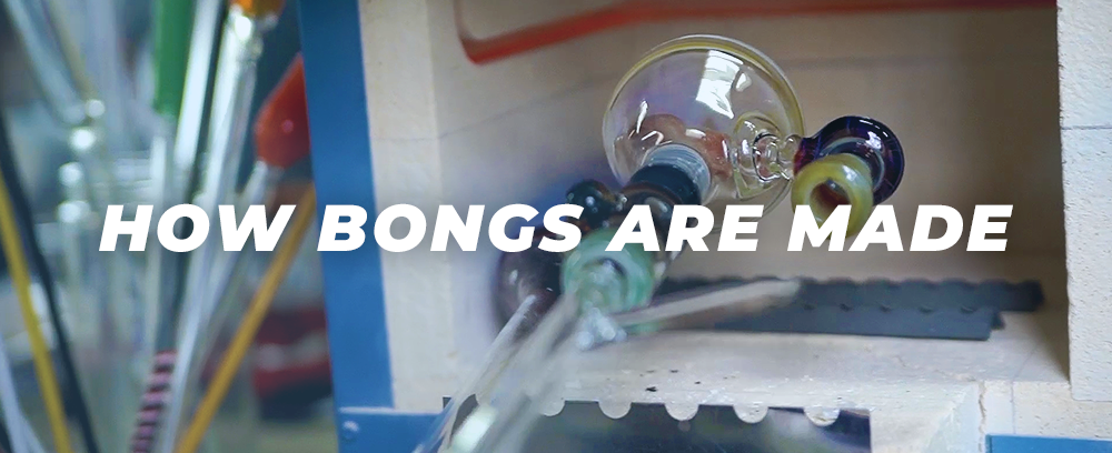 how bongs are made