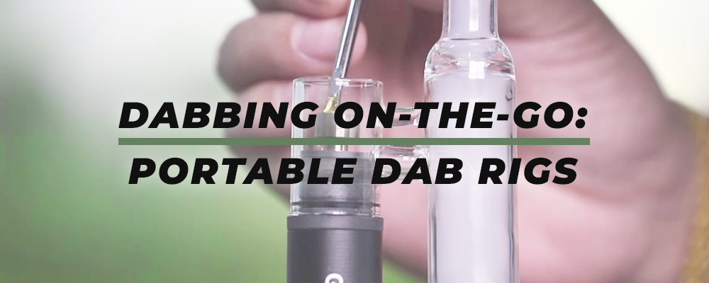 portable dab rigs