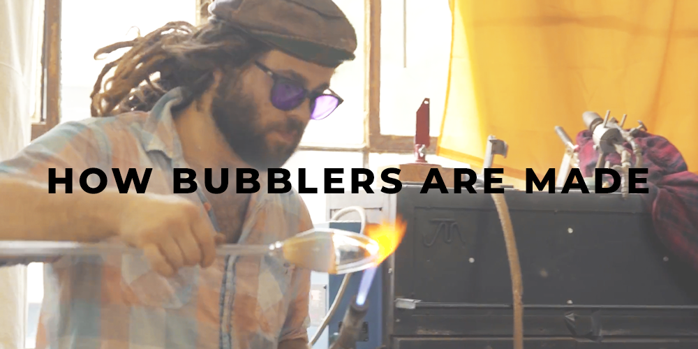 how bubblers are made