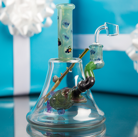 hook line and sinker heady dab rig