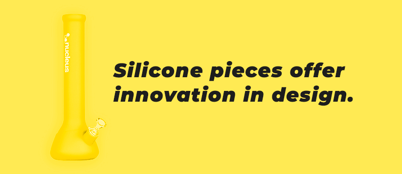 Silicone pieces offer innovation in design